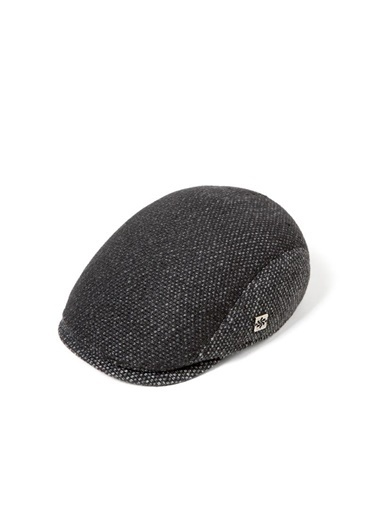 Jam  Flat Cap Erkek Şapka Siyah